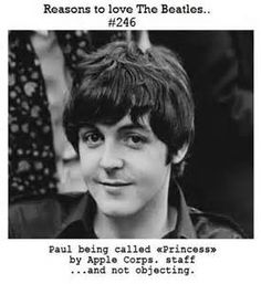 Reasons to love The Beatles #246
