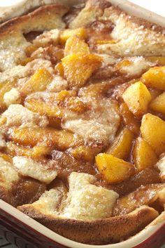 ... / Crisps ~ on Pinterest | Cobbler, Apple cobbler and Peach cobblers