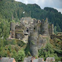 Feudal Castle of La Roche-en-Ardenne