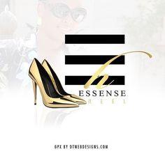Essence Heel Logo Designed by DT Webdesigns