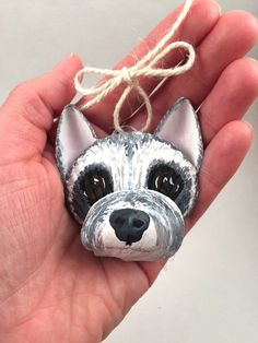 "Learn more relevant information on ""schnauzer pups"". Visit our internet site. Seashell Painting, Seashell Art, Seashell Crafts, Beach Crafts, Seashell Ornaments, Dog Ornaments, How To Make Ornaments, Shell Animals, Shell Decorations"