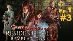 Resident Evil Revelations 2 Gameplay Walkthrough (PC) Episode 1 Penal Co...