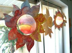 Celebrate- Summer Solstice Sun Mobiles
