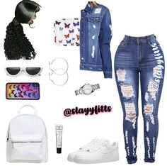 Discover recipes, home ideas, style inspiration and other ideas to try. Cute Lazy Outfits, Swag Outfits For Girls, Cute Outfits For School, Teenage Girl Outfits, Cute Swag Outfits, Girls Fashion Clothes, Teenager Outfits, Teen Fashion Outfits, Girly Outfits