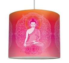 Living Buddha, Pink, Orange, Christmas Ornaments, Holiday Decor, Happy, Design, Home Decor, Colors