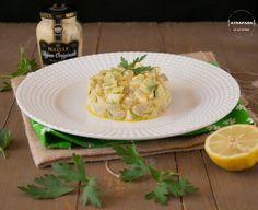 Tartar de gambas y aguacate. Descubre esta deliciosa forma de disfrutar de unas gambas que comparten desde el blog Atrapada en mi Cocina.