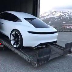 Thoughts about the Porsche Mission E Video Bugatti, Maserati, Lamborghini, Abu Dhabi, Porsche 911, Luxury Travel, Luxury Cars, Supercars, Porsche Mission E