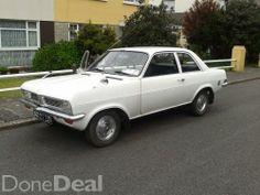 Vauxhall Viva 1972 for sale
