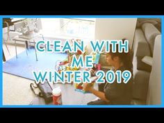 Cleaning deep into my apartment making sure everything is ready before the holidays! Clean with me and let me know what your routine is! Cleaning, Let It Be, Winter, Youtube, Winter Time, Home Cleaning, Youtubers, Youtube Movies