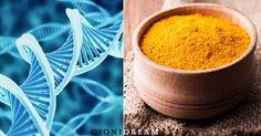 La curcuma protegge e rigenera il tuo DNA