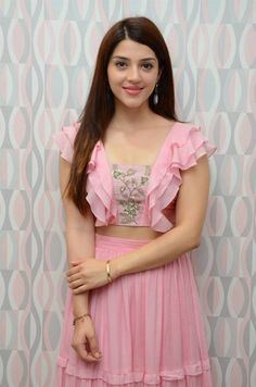 Mehreen Pirzada stills at Kalyan Ram movie opening. South Indian actress Mehreen Pirzada stills at Kalyan Ram movie opening. Indian Film Actress, South Indian Actress, Indian Actresses, South Actress, Indian Heroine Photo, Hot Images Of Actress, Most Beautiful Indian Actress, Indian Models, India Beauty