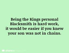 thekingsblacksmith