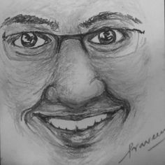 me - Sketching by Praveen Kumar in sketches at touchtalent 79065