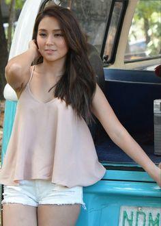 Kathryn Bernardo Hairstyle, Kathryn Bernardo Outfits, Filipina Actress, Filipina Beauty, Beautiful Celebrities, Beautiful Actresses, Gabbi Garcia, Liza Soberano, Asian Hotties