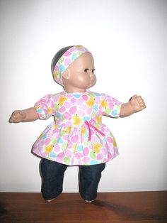 15 Inch Doll Clothes Bitty Baby or Bitty by roseysdolltreasures, $11.99