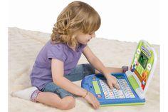Laptop dla dzieci interaktywny SMILY PLAY - hitcena.pl