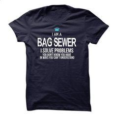 I am a Bag Sewer - #cheap gift #retirement gift