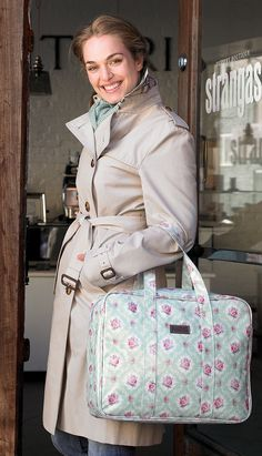 New GreenGate collection Autumn/Winter 2013: Winter Feelings Bag Phoebe