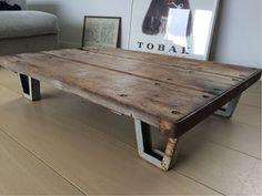 Sofabord, Vintage