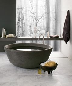 Wonderful Stone Bathroom Designs Nuwe Huis Badk Pinterest - 50 wonderful stone bathroom designs