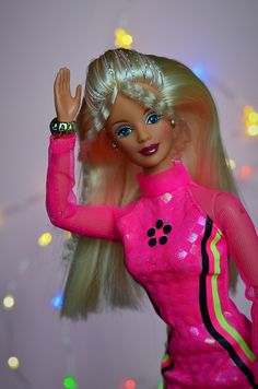 Beyond Pink Barbie doll | by Emily-Noiret