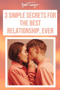 If you want a great relationship, read these three relationship secrets.
