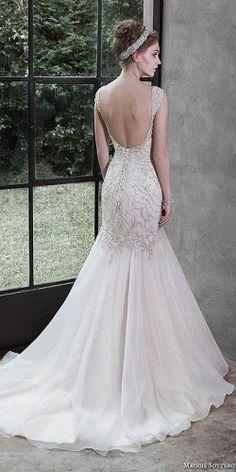 wedding dress mermaid 5