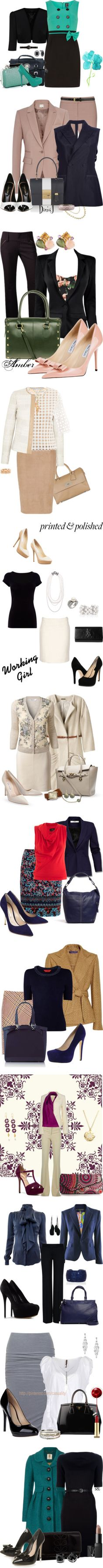 """""""Office Dress Code"""" by styleexplorer-407 ❤ liked on Polyvore"""