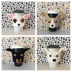 Chihuahua Cup (Cozy) - Chihuahua Mug (Cozy) - Cute Chihuahua - Chihuahua Teacup - Teacup Chihuahua - Crazy Dog Lady - Fur Kid - Fur Mama by HookedbyAngel
