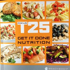 T25 - Nutrition Guide