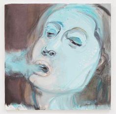 Marlene Dumas, Smoke 2018