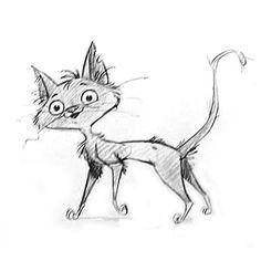 Volt, Star Malgré Lui - The Art of Disney Animation