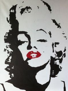 Marilyn by KMB