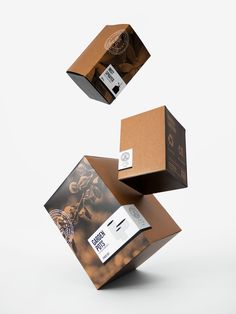 Floating - nice presentation for packaging by Fred Carriedo