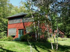 """One of the many """"cure"""" cottages in Saranac Lake. Hopkins Cottage.jpg"""