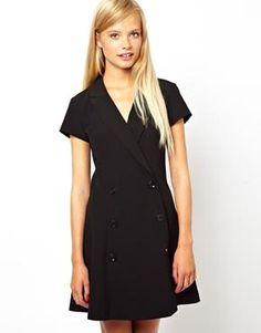 ASOS Jacket Dress