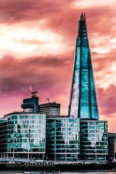 The Shard - London by XSirio
