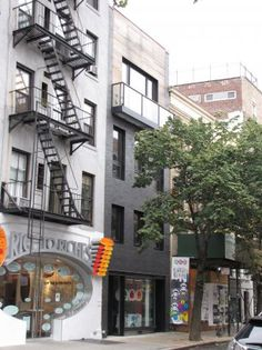 Project - NYC Townhouse - Architecture Workshop 48