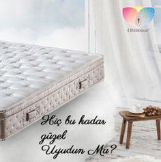 Hiç bu kadar güzel uyudun mu ?  #bedding #hibboux #bed