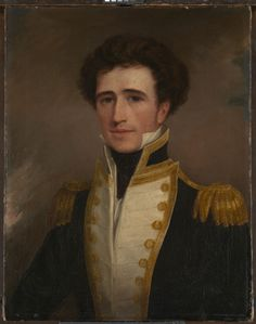 Captain Sir Charles Christopher Parker (1792-1869) - National Maritime Museum