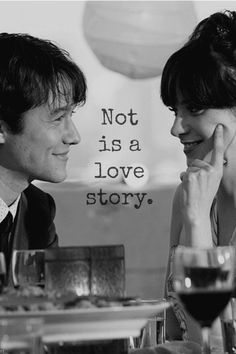not is a love story- 500 days of summer