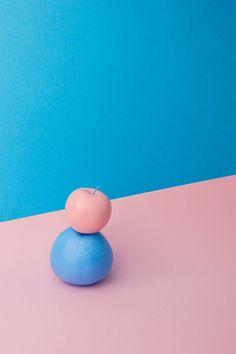 Actualité / Perception et fruits de couleur / étapes: design & culture visuelle