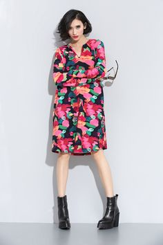 a40b20cc112a7 62 Best Ladies autumn dress images in 2015   Alibaba group, Autumn ...