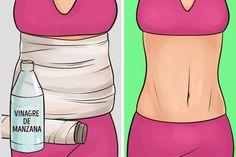 8 Envolturas corporales que pueden ayudarte a moldear tu cuerpo, como por ejemplo la arcilla Stomach Wrap, Beauty Care, Beauty Hacks, Combattre La Cellulite, Ginger Wraps, Lower Your Cholesterol, Body Hacks, Body Wraps, Regular Exercise