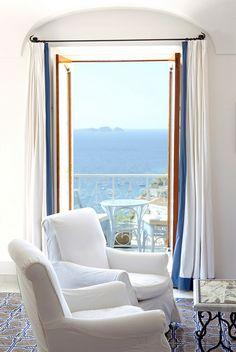 Hotel Le Sirenuse - Positano, Amalfi Coast, Italy