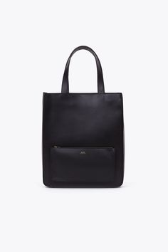 Black Regular Leather Tote Maison Martin Margiela ro0GVEt