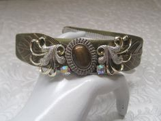 ROMANCE MEHeadband Designed With New And by LunasVintageDesigns, $20.00