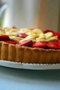 Eileen Cuisine: Tarta cu fructe Cheesecake, Desserts, Food, Kitchens, Tailgate Desserts, Deserts, Cheesecakes, Essen, Postres