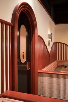 Memphis Design Inspires Ergo Sum Restaurant in LA