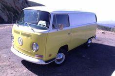 1970 VW Panel Van - $ 10500 (Santa barbara, ca.)